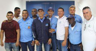 Afiliados elegidos Subdirectiva Sintracuavalle Jamundi