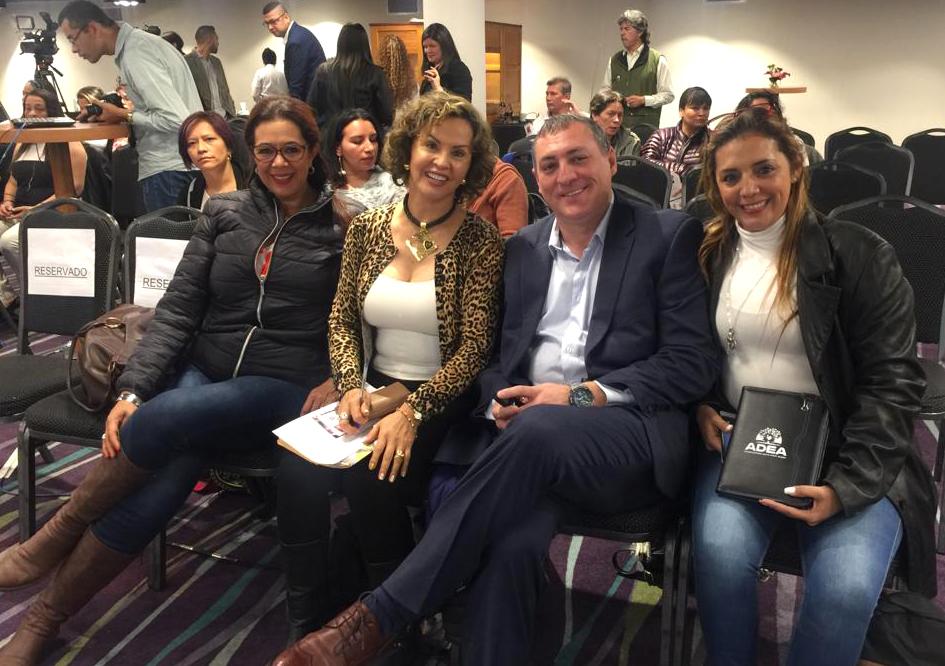 La Internacional de Servicios Públicos, ISP, participa en Primer Foro de las Mujeres y la Democracia en Colombia, realizado por la UNI Américas