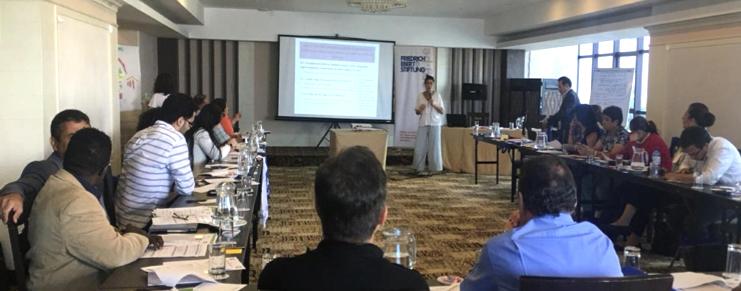 Sintracuavalle participa de taller El régimen de protección de inversiones en América Latina: Amenazas y alternativas (Lima, Perú)